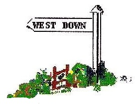 West Down logo
